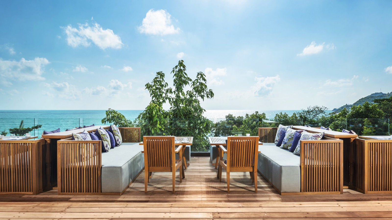 Kiree Terrace at Vana Belle, a Luxury Collection Resort, Koh Samui